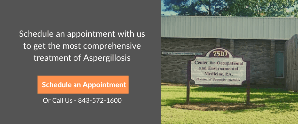 Aspergillosis Treatment