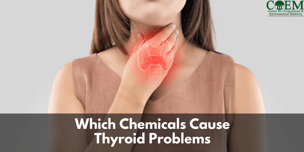 environmental causes of thyroid problems