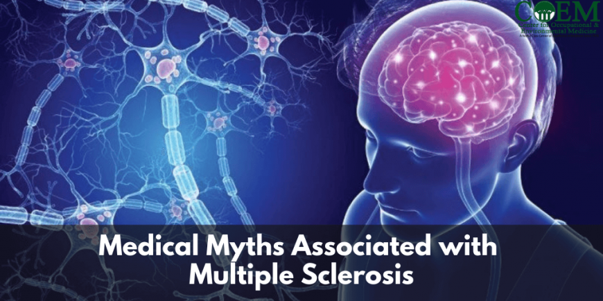 Medical Myths Associated with Multiple Sclerosis