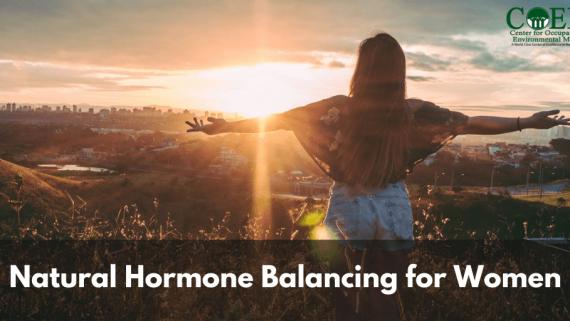 Natural Hormone Balancing for Women