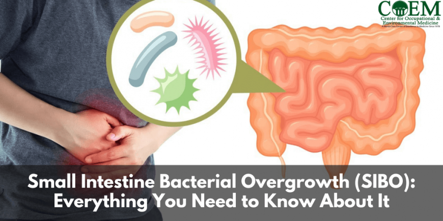 Small Intestine Bacterial Overgrowth (SIBO)