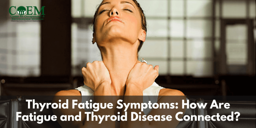 Fatigue and Thyroid